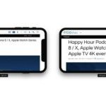 アップルはiPhone XデザインのWeb開発者向けのヒントを提供