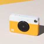 コダックプリントマチックは、新しい10MPインスタントジンクプリントカメラ