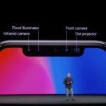 アップル、iPhone Xのデモで、Face IDが「失敗」したときに何が起ったか説明