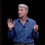 Craig Federighi氏は、Face IDはバイオメトリック技術の未来だと語る