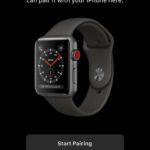 iOS 11 GMのリークによりLTE Apple Watchが判明!新しいフェイスとデジタルクラウン