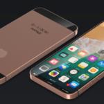 iPhoneXを想像して再設計されたiPhone SEイメージ