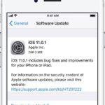 Apple、iPhoneおよびiPad用のiOS 11.0.1ソフトウェアアップデートをリリース