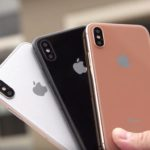 2GBのRAMを搭載したiPhone 8、3GBを搭載するiPhone 8 Plus、iPhone X
