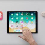 Appleは新しいiPad + iOS 11ハウツービデオを共有、サードパーティのアプリを紹介