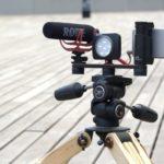 レビュー:ShoulderPodはiPhoneカメラのアクセサリー!レゴのようなモジュール構成