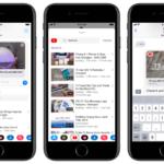 iOS YouTubeアプリのアップデートでiMessageの共有が追加