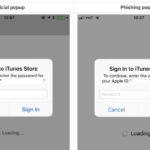 iOS アプリで、新手のフィッシング詐欺方法見つかる!Apple IDパスワードを盗まれる危険あり