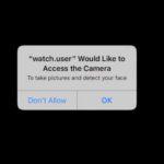 iOSカメラの権限問題!不正なアプリが秘密裏に写真とビデオの使用を許可