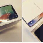 新しいビデオと画像、リリース前にiPhone Xのパッケージ&アンボックス