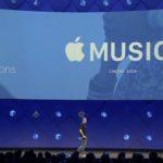 Facebookメッセンジャー内でのApple Music統合