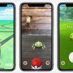 PokémonGO がiPhone Xの解像度に対応!ARモードがより没入型に!