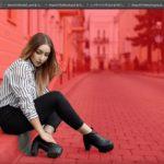 アドビはAI駆動のPhotoshopツールを使って、ワンクリックで人を自動的に選択可能に