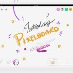 Black Pixel、iPad用の共同ホワイトボードアプリPixelboardを発表