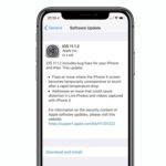 iOS 11.1.2リリース、低気温でiPhoneが応答しない問題を修正