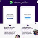 Facebookは子供のための安全なメッセージングアプリを提供へ