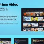 Amazon Prime VideoアプリをApple TV App Storeに展開