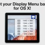 MacBookPro13活用術 – Retinaディプレイを最大解像でつかう!