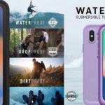 LifeProof FREのiPhone X用保護ケースが購入可能に!