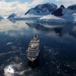 今日のドローン映像、「見たことのない南極大陸」