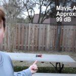 DJI Mavic AirはMavic ProとMavic Pro Platinum Editionよりも音がうるさい⁇