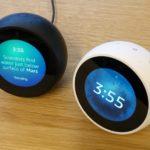 日本未発売!Amazon Echo Spot のレビュー