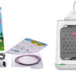 XYZPrintingはXYZはCES 2018で子供向け手頃な3Dプリンターを発表!?