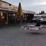 搭乗できるドローン「フライングバスタブ」がついに登場!飛行ビデオあり!