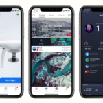 iOS向けのDJIアプリ、iPhone X、Spark、Phantom 4 Proへの無償アップデート