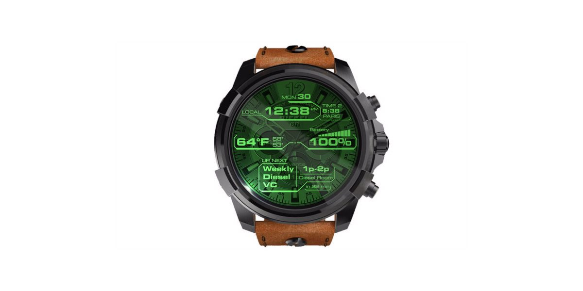 Diesel androidwear 1