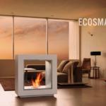 バイオエタノール暖炉、煙突が不要で、有害物質がでいないスタイリッシュな暖炉