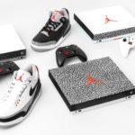 驚くべきAir Jordan III限定版Xbox One Xバンドルがここにあります