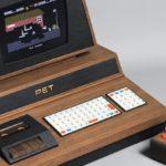 超レトロゲーム機、Commodore PET 2001が、豪華なワンオフビルドで復活!