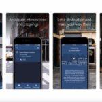 マイクロソフト、最新のiOSアクセシビリティアプリ Soundscapeは、AirPodsを使って視力障害のある方をガイド