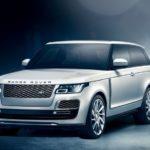 Range Rover SVクーペは、より多くの斬新なスタイルでモーターショーに登場
