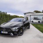 Mercedes-AMG GT 4ドアは、ドリフトが好きな人向けのファミリーカー