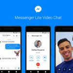 Facebook Messenger Liteがビデオチャットを追加