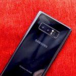 Galaxy Note 9は、技術的な問題でインディスプレイ指紋センサーは無しに?