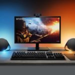 Logitechの新しいG560ゲームスピーカーは、デスクトップにRGBイモージョンを