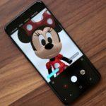 Samsung Galaxy S9にミッキーとミニーの AR絵文字をインストールする方法