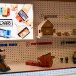 任天堂スィッチは、スイッチのクリエィティブプログラム、Toy-Con Garageをフィーチャー!