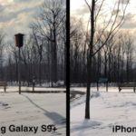 iPhone XとGalaxy S9 +のカメラ性能比較!優れたカメラはどちらか?
