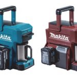 Makitaがなんと、バッテリー電源で動作する頑丈なコーヒーメーカーを発表!