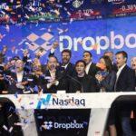 Dropboxの株式がついに上場! Snapchat以来、最大のテクノロジー会社IPOで株価は急上昇