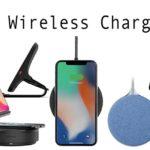 Apple iPhone XとiPhone 8用のおすすめQiワイヤレス充電器