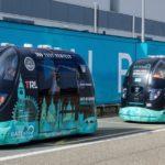 ロンドンに自動運転車ポッドが登場!都市交通のあらたな未来になる可能性