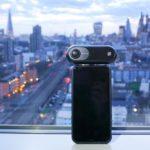 Insta360 ONEのレビュー、iPhoneに接続できる、おすすめ360度の4Kビデオカメラ