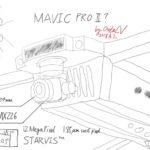DJI Mavic Pro IIのリーク情報、Sonyイメージセンサーの詳細について