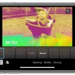 iOS用のiMovie for iPhone Xが、グラフィックス処理にMetalフレームワークを使用可能に!