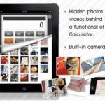 電卓として偽装された写真アプリは、警察の調査によりApp Storeから削除